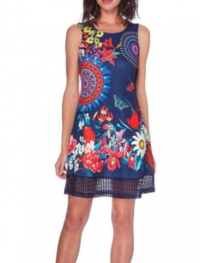 dress-tunic-lace-floral-summer-101-idees-629y